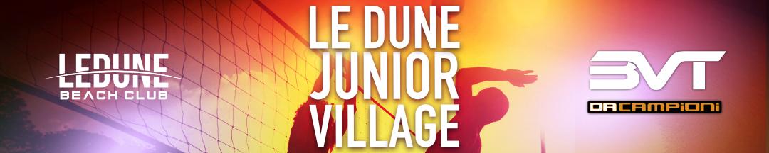 le dune junior village evento google